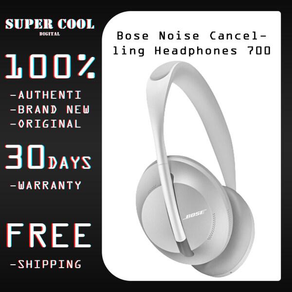 Bose Noise Cancelling Bluetooth Wireless Headphones 700 (NC700) (Warranty) Singapore