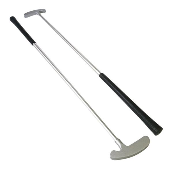 Bộ 3 Gậy Golf Đẩy Tay Phải/Trái Có Thể Gập Lại Được Câu Lạc Bộ Golf Putter Du Lịch Cầm Tay Phụ Kiện Golf