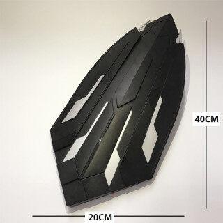 40Cm Shield Sound Flash Light Cosplay Vũ Khí Đồ Chơi Trẻ Em Nhập Vai Cảm Ứng Trọng Lực thumbnail
