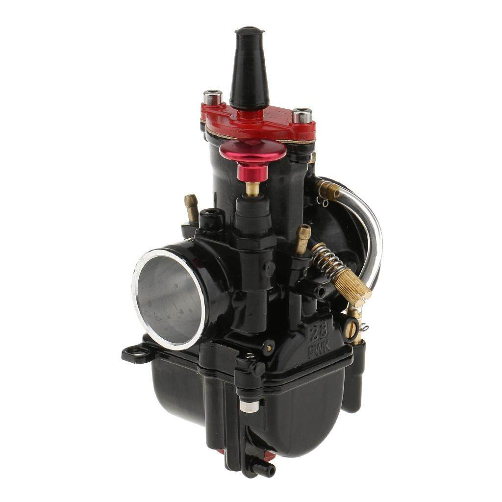 Homyl Universal 28mm Carburetor Black for Scooter Motorcycle ATV UTV