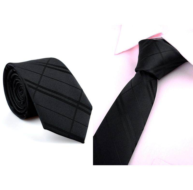 658406781dfd A_Casual Slim Plain Mens Solid Skinny Neck Party Wedding Tie Necktie Free  shipping