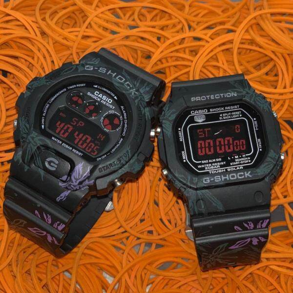 SPECIAL PROMOTION CASI0 G_SH0CK_FLORA DIGITAL WATCH SET FOR COUPLES Malaysia