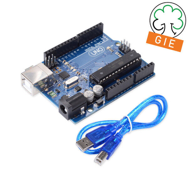 Arduino UNO R3 Compatible with USB Cable