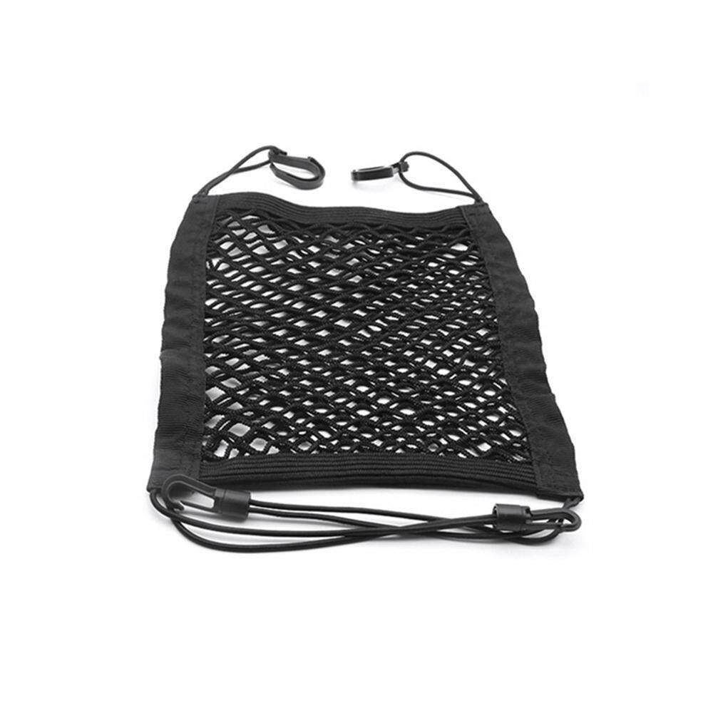 WithRitty 3-Layer Car Mesh Organizer, Seat Back Net Bag, Barrier of Backseat Pet Kids, Cargo Tissue Purse Holder, Driver Storage Netting Pouch. (3 optional styles)
