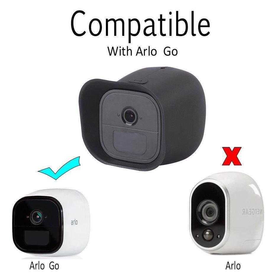 ELEC For Arlo Go Case Hd Wireless Camera Security Os979 Protective Silicone Case