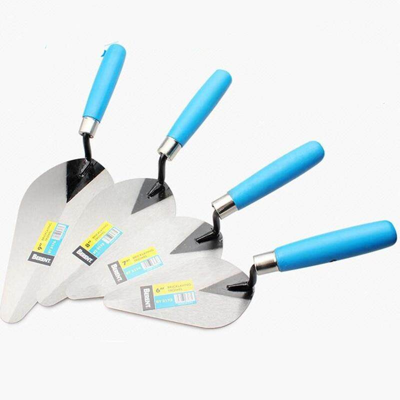Oughness 7 inch concrete vibration trowel scraper tools for plaster troffels professional construction tools