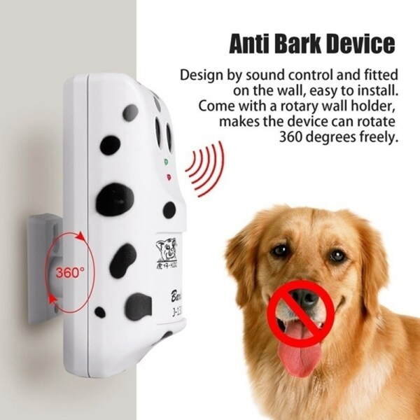 Ultrasonic Anti Barking Device Anti Bark Collar Anti Bark Device Anti Bark Collar Rechargeable