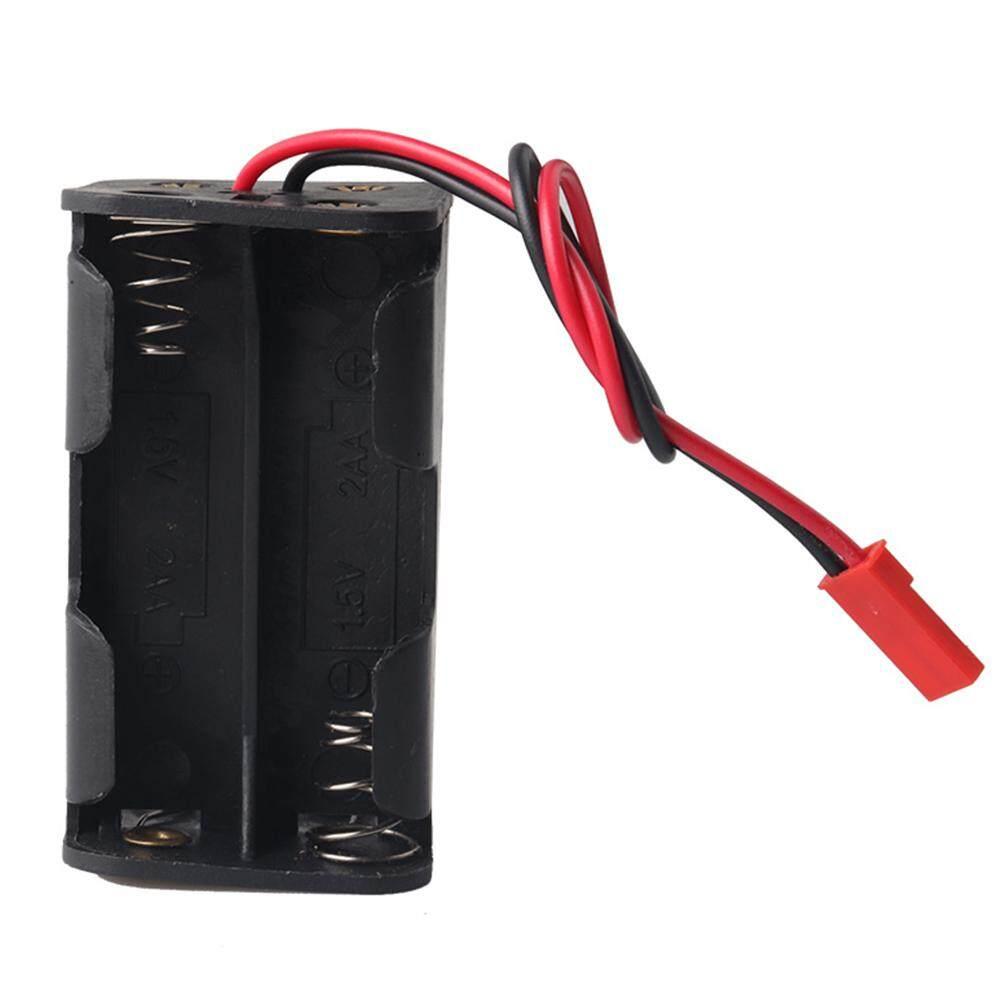 Hsp 02070 กรณีผู้ถือคอนเทนเนอร์ช่องใส่แบตเตอรี่กล่องเอเอสำหรับ 1/8 1/10 รถ Rc By Babeyili556.