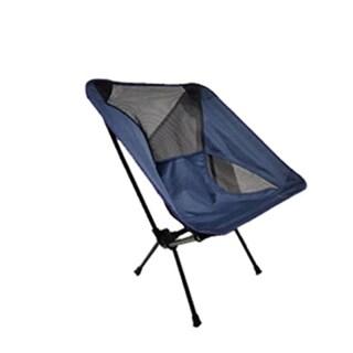 Outdoor Portable Folding Chair Beach Chair Fishing Chair Camping Hiking Chair Camping Leisure Moon Chair thumbnail