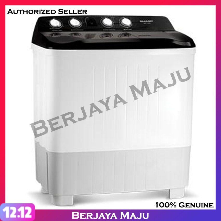 Sharp 10.0KG Semi Washer EST1016