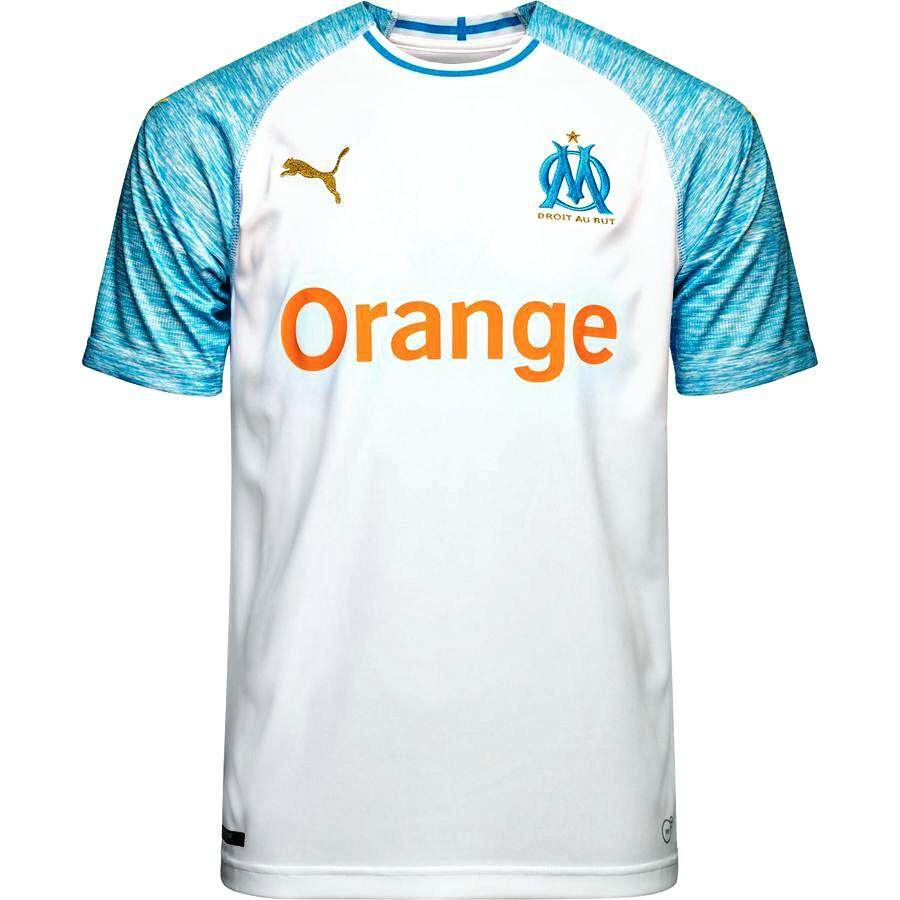Marseille Home Jersey 2018/19 Untuk Pria Ligue1 By The Popular Store.