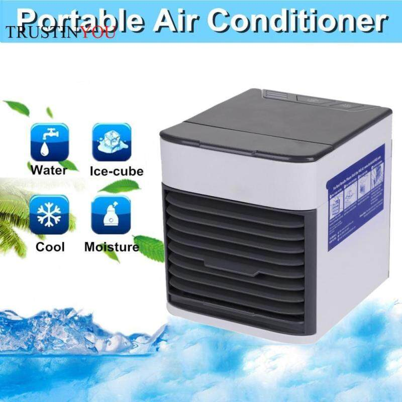 Portable Mini Air Cooler Three Speed Air Conditioner Humidifier Purifier Singapore