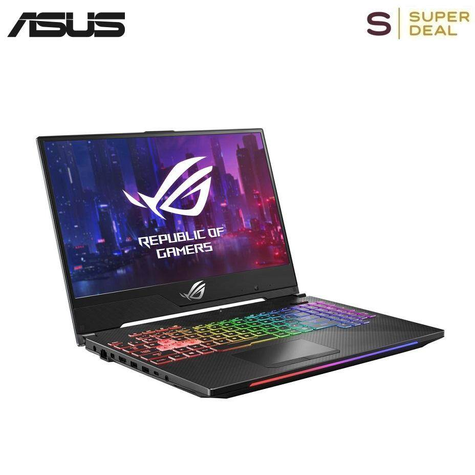 ASUS ROG Zephyrus S  (i7-9750H, 16GB RAM, 1TB NVMe SSD, RTX 2070 8GB, 17.3 Full HD 144Hz 3ms, Windows 10) Malaysia