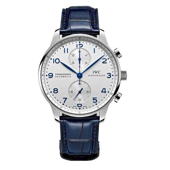 IWC_ Swiss Watch Portuguese Series Mechanical Men's Watch IW371446
