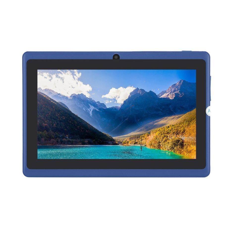 Best Sales 7inch Q88 512MB RAM 4GB ROM Quad-core Wifi Tablet USB Power Supply Malaysia