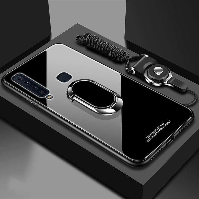 Giá Dành cho Samsung Galaxy Samsung Galaxy A70/A705 Ốp Lưng Kính Cường Lực Lưng Phụ Kiện Di Động Điện Thoại Trường Hợp Vỏ