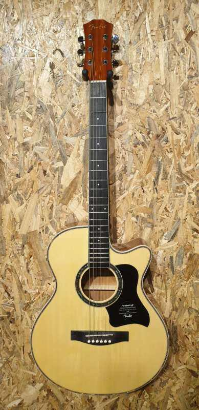Fender A110 Acoustic-Electric Guitar with Fishman EQ New Malaysia