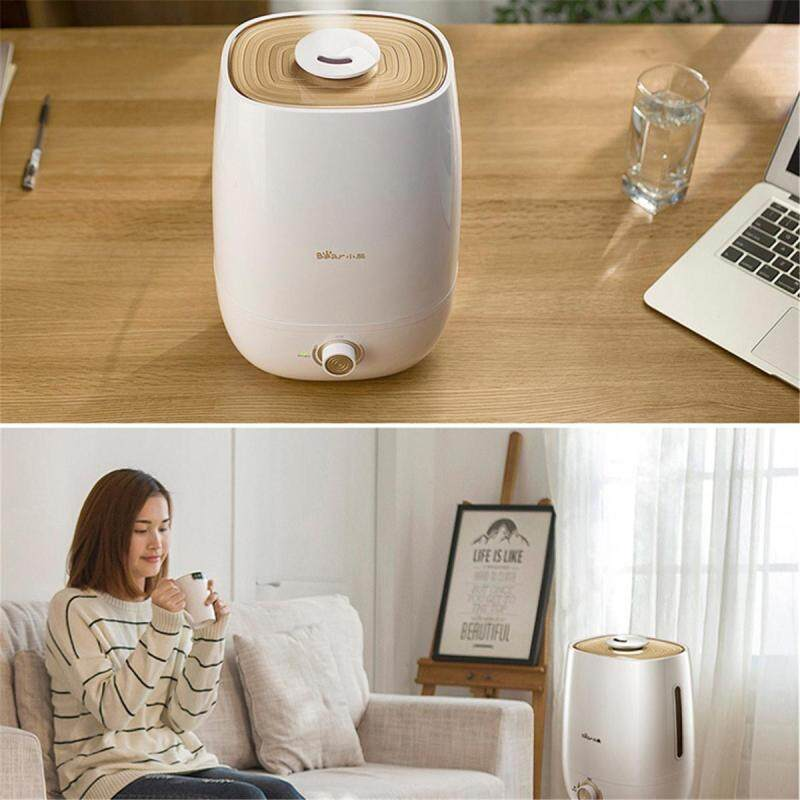 Bear humidifier 3yue 4L 25W Air Humidifier Aroma Diffuser Purifier Fog Mist Maker Home Office Spa Singapore