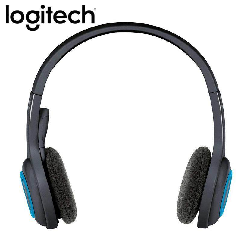 Original Logitech H600 Wireless Headset Offical Verification With Noise Canceling MIC Nano For Almost Platforms&Operating System Singapore