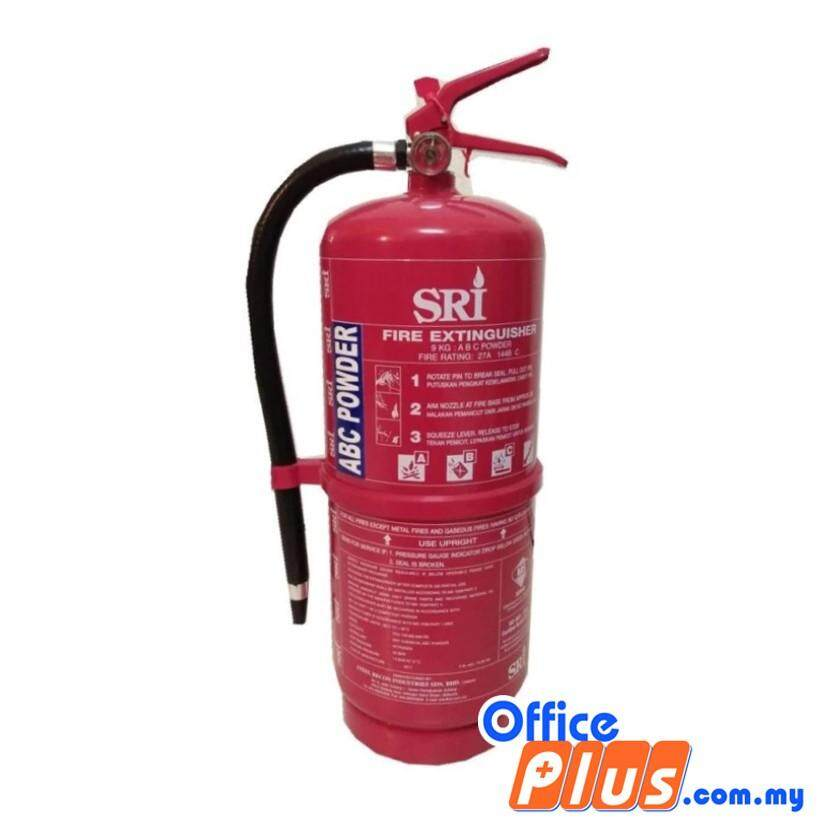 SRI FIRE EXTINGUISHER 9KG