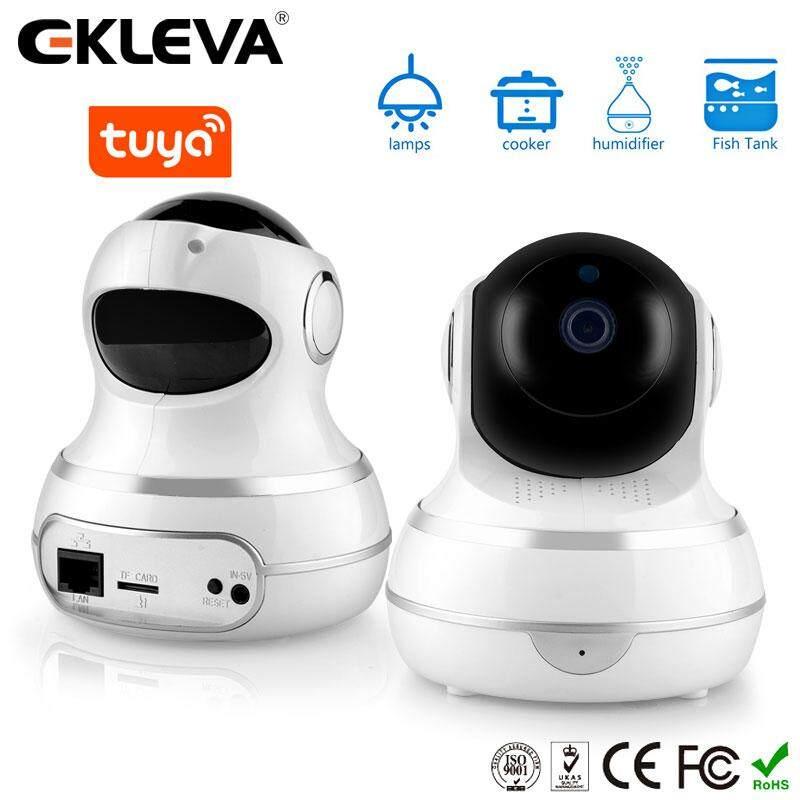 b8528fb34 EKLEVA Home Security Camera IP Wireless 1080P Ring Camera Surveillance  System 2-Way Conversation Night