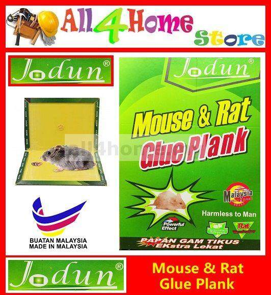 JODUN Sticky Mouse & Rat Glue Traps (GREEN)