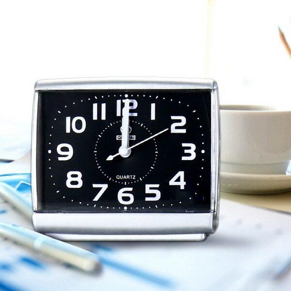 Nơi bán 【Alarm Clock】Silent Pin Hoạt Động, Cho Đầu Giường, Đầu Giường