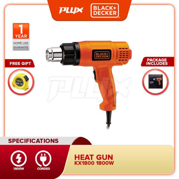 BLACK & DECKER KX1800-B1 1800W Heat Gun ( KX1800 )