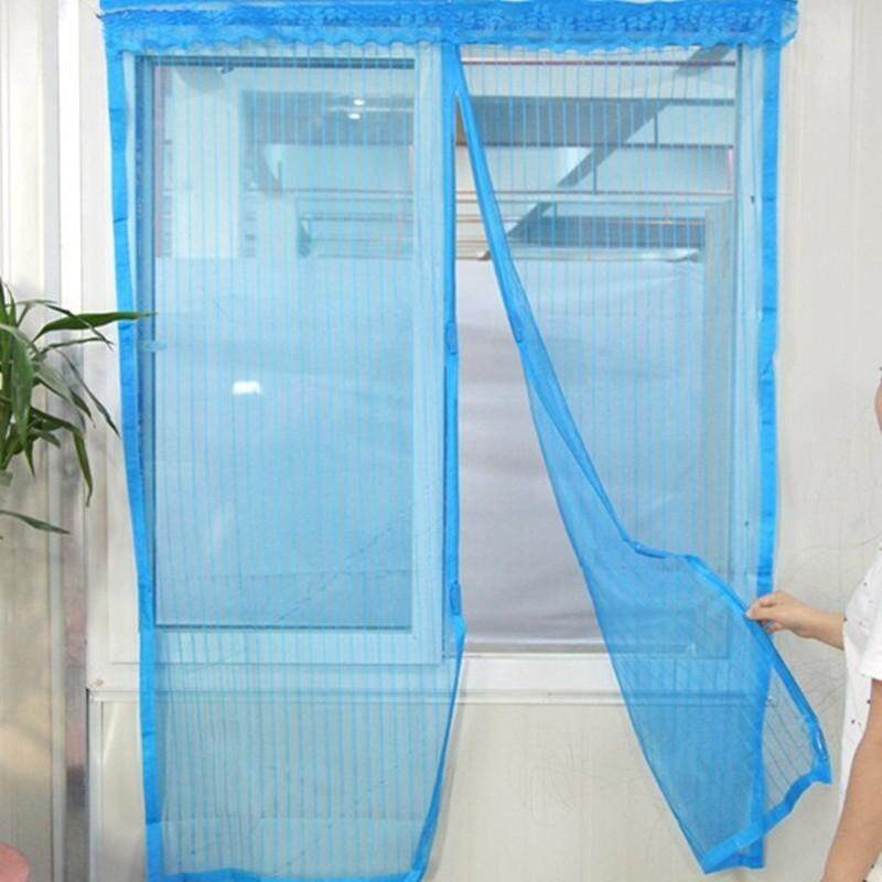 Automatic Closing Magnetic Anti-mosquito Mesh Soft Window Screen