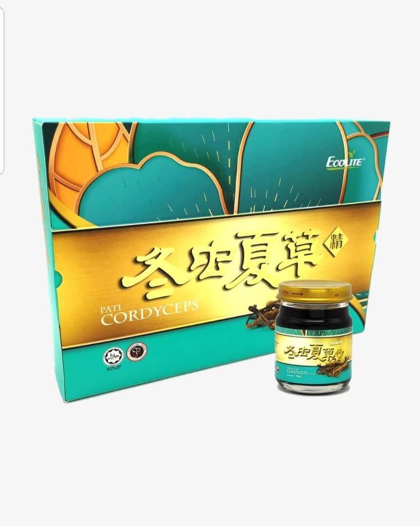 Ecolite Essence of Cordyceps Plus 70mlx6 冬虫夏草精 70mlx6