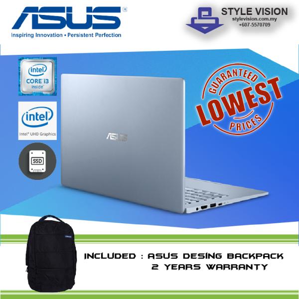 ASUS VivoBook K403F 14 Laptop K403F-AEB084T | K403F-AEB085T ( Core i3-8145U | 8GB | 512G M.2 SSD | 14.0FHD | Intel UHD Graphics 620 | W10 ) Malaysia