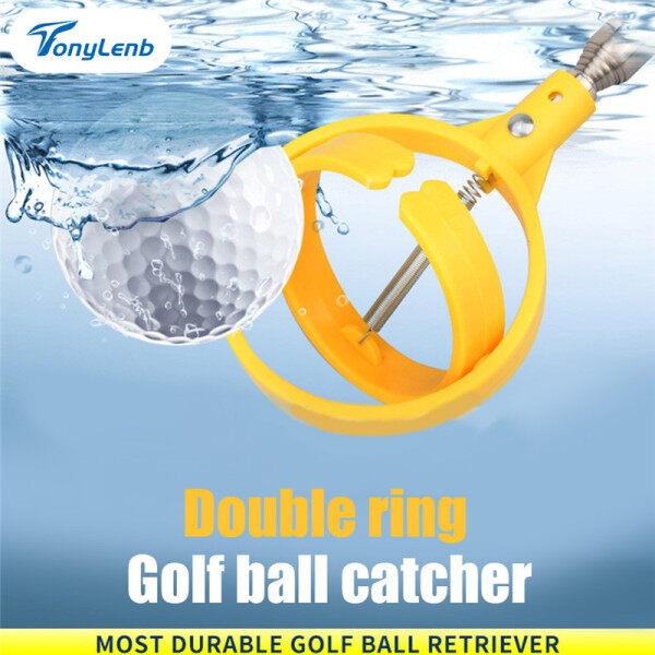 Bộ Gậy Nhặt Bóng Golf Golf Tự Động Rút Lại, Dụng Cụ Kẹp Dụng Cụ Thu Gom, Gậy Tự Động Thu Gọn Được, TonyLen
