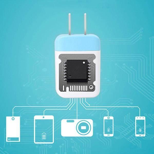 Bảng giá Phổ Biến nhất Dual USB Đầu Ra Youpin Ổ Điện Đa Năng 2.4A Sạc Du Lịch USB Sạc Phong Vũ