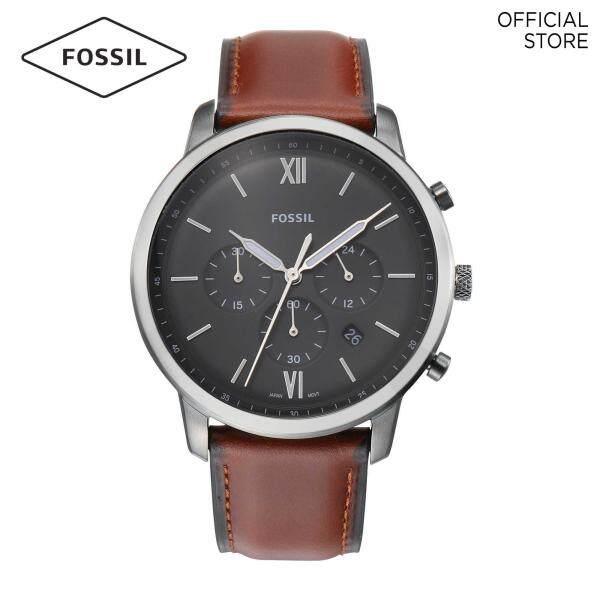 Fossil Neutra Brown Chronograph Watch FS5512 Malaysia