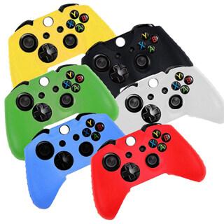 Ốp Gel Silicone Điều Khiển Trò Chơi Thời Trang Bao Da Cho Microsoft Xbox OneWish Bộ Tay Cầm Chơi Game Microsoft Xbox One thumbnail