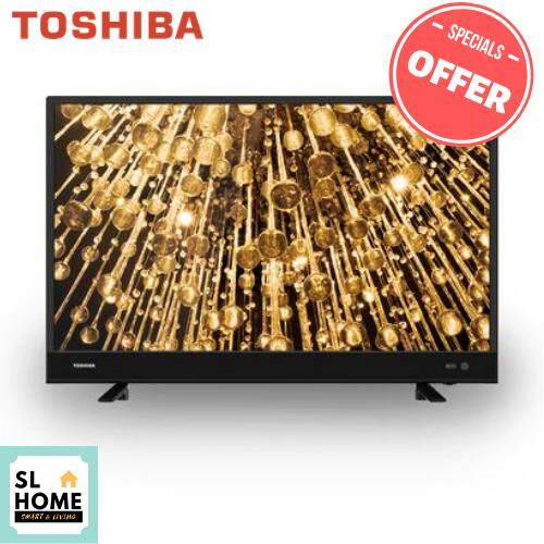 "Toshiba 32"" DVBT2 HD LED TV 32L3750VM *SPECIAL OFFER*"