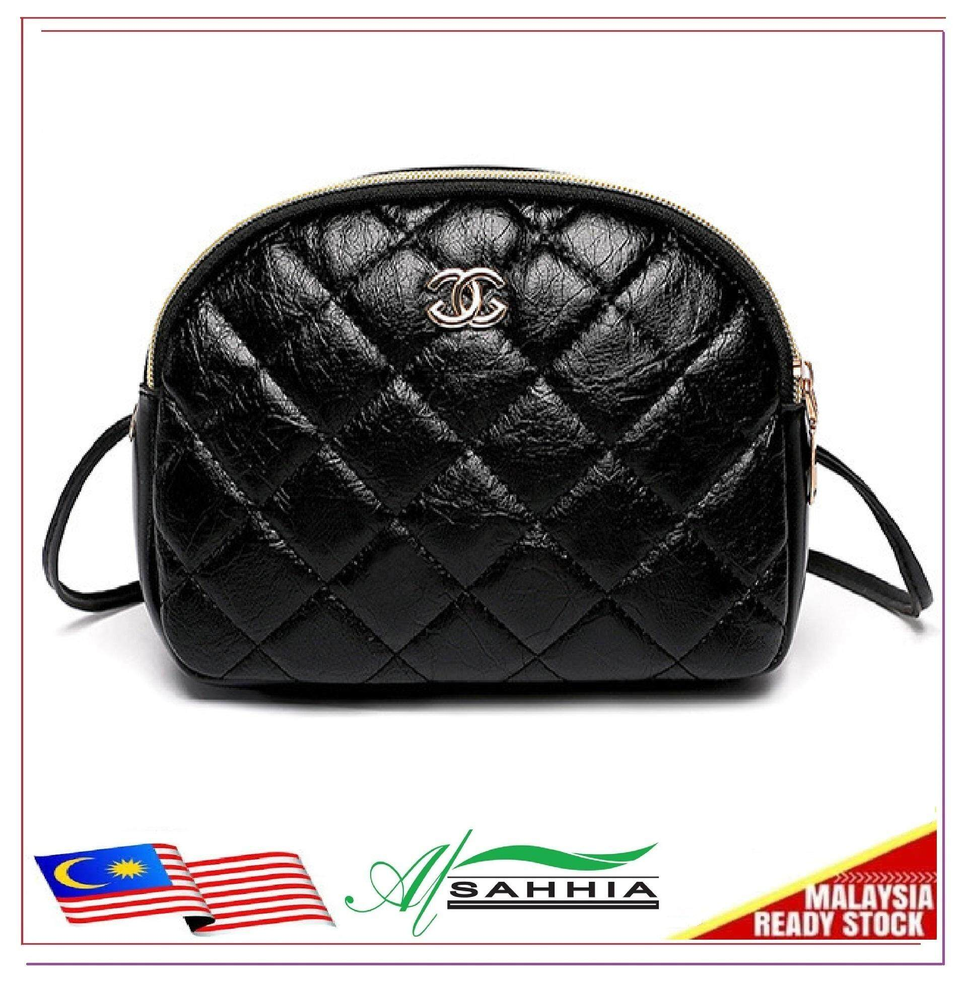 Al Sahhia Ready Stock GG Sling Shoulder Women Bags