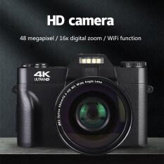 Máy Quay Video Kỹ Thuật Số Chuyên Nghiệp Cổ Điển Không Gương Lật KS 4K HD