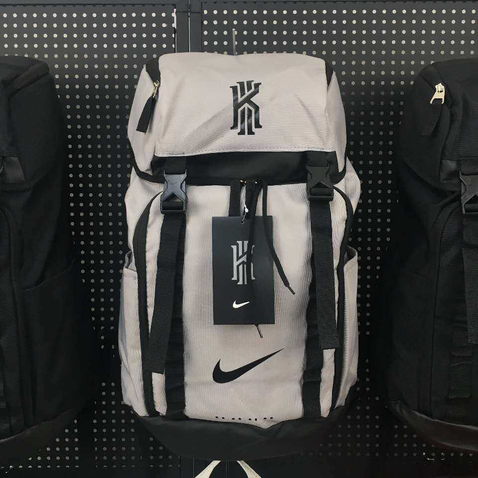 Boquilla Sermón Ennegrecer  Original Nike Backpacks Kyrie School Bag basketball Bag Big volume  traveling backpacks For Girls And Boys Street Style Casual hiking bags for  sports fans | Lazada