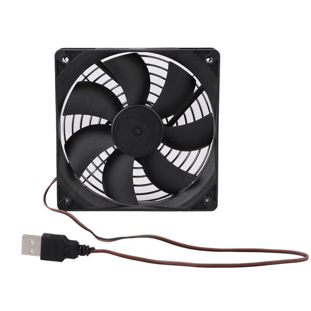 [Easybuy88 ]USB Cable Interface Fans Box Heatsink Wireless Router Cooler