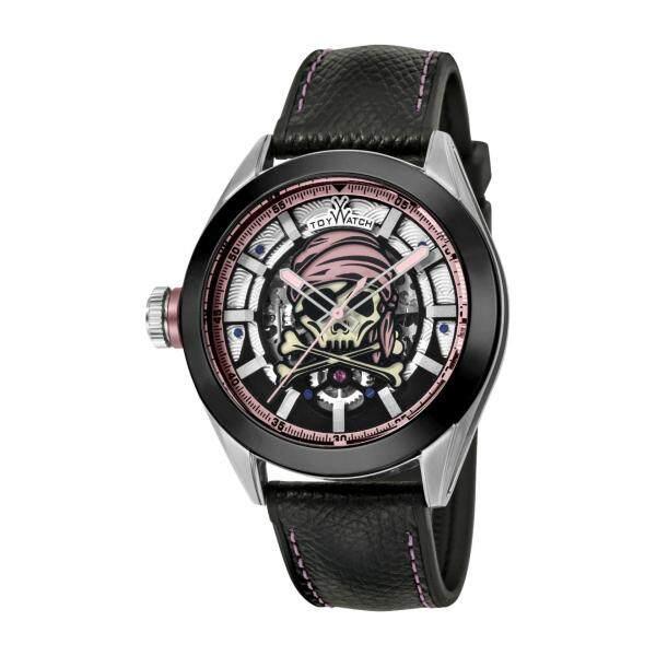ToyWatch Pirate Master Pink Automatic Watch For Women Jam Tangan Wanita TYSKU05PK Malaysia