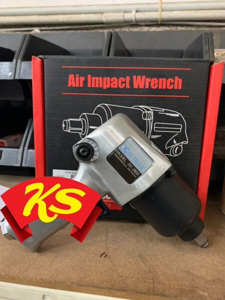 DC Truck Tools DC-2800 1/2-Inch Super-Duty Air Impact Wrench