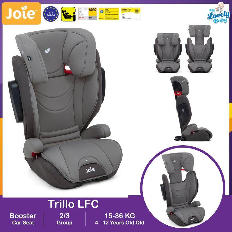 Joie Traver Booster Car Seat - Dark Pewter