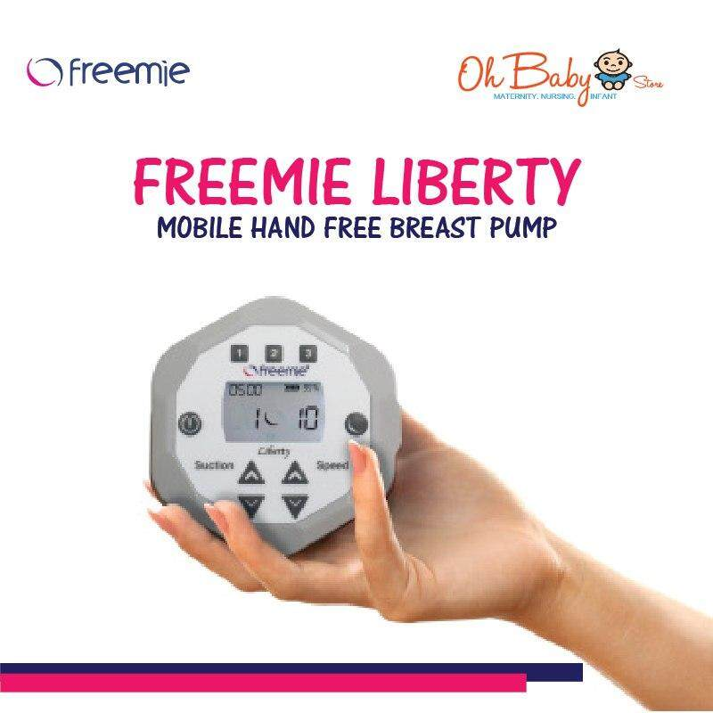 Freemie Liberty Mobile Hands Free Breast Pump By Oh Baby Store.