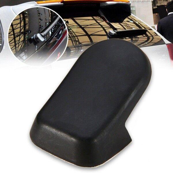 Nắp Kính Chắn Gió Đai Ốc Cần Gạt Nước Phía Sau Màu Đen Cho Porsche Cayenne 2003-2010, Phụ Kiện Thay Thế Hữu Ích