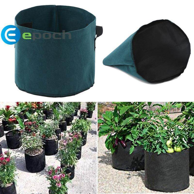 Epoch Plant Grow Bag Seedling Bag Nursery Bag Potato Planter Spring Creative Practical with Handle Nonwoven
