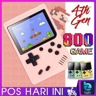 Trò Chơi Điện Tử 800 Trong 1 Màn Hình 3.0 Inch 8 Bit Super Mario Cầm Tay Mini, 400 Games, Phiên Bản Nâng Cấp thumbnail