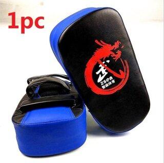 Xiyuan Đệm Đấm Bốc XI Kick Túi Đục Lỗ Găng Tay Đấm Bốc MMA Miếng Lót Chân Dụng Cụ Luyện Tập Đấm Bốc Muay Thái Đục Lỗ thumbnail