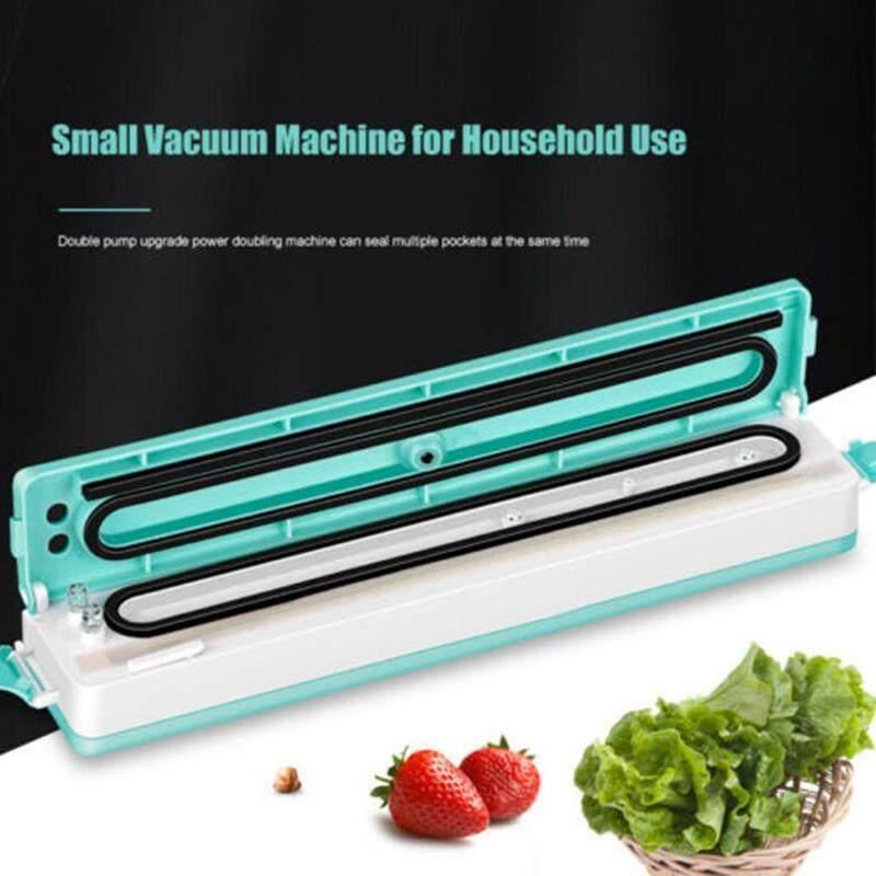 Vacuum Sealer Machine Household Vacuum Packaging Machine Automatic Small Food Preservation Plastic Sealing Machine European Standard