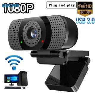 Webcam ESCAM HD 1080P Tự Động Lấy Nét Cho Máy Tính Để Bàn Máy Tính Xách Tay Webcam Gọi Video Trực Tiếp Có Micrô Tích Hợp Webcam Cho PC thumbnail